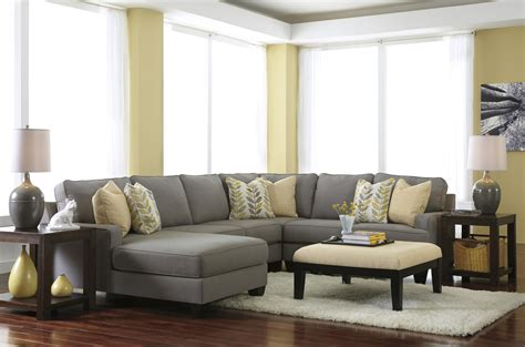 4 sectional sofa modern 4 sectional sofa with left chaise