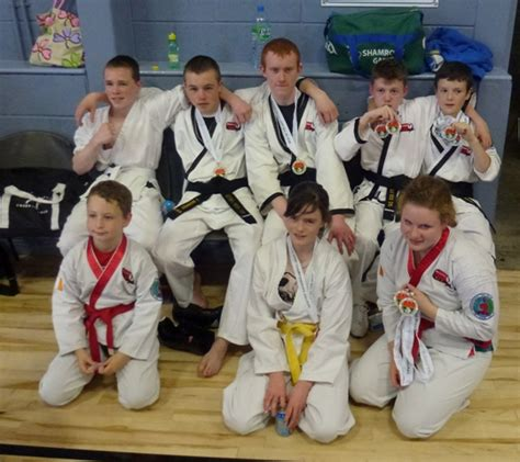 Pat Forde by Tang Soo Do Kickboxing Anti Bullying In Limerick
