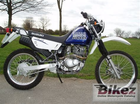 Suzuki Dr200se Review by 2005 Suzuki Dr200se Review Upcomingcarshq