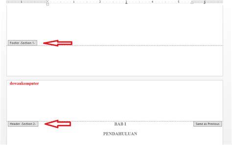 cara membuat halaman skripsi pada microsoft word 2007 cara membuat halaman di skripsi pada microsoft word