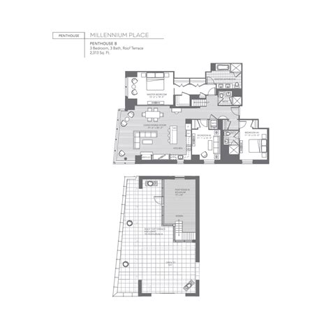 millennium tower floor plans millennium place condos for sale boston ma luxury real