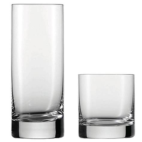 schott zwiesel barware schott zwiesel tritan paris barware glasses set of 6