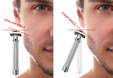 How To Razor The Sides Of An Angled Bob | 5 mistakes new wet shavers make the man mag