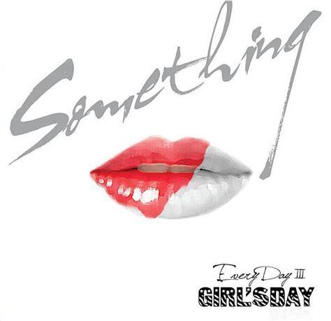 s day vostfr girl s day something lyrics vostfr