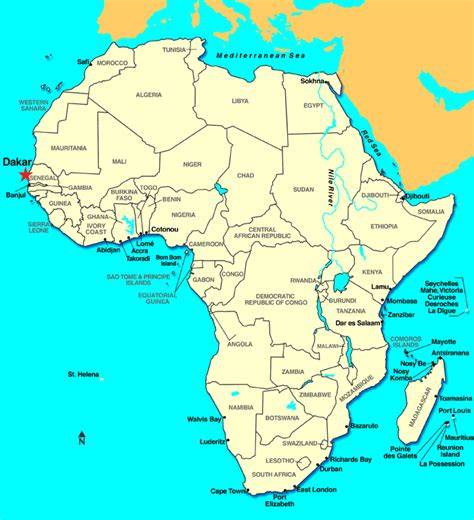 africa map senegal africa cruises africa cruise cruises from africa cruise