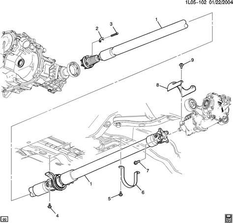 2005 chevy equinox parts diagram chevrolet equinox parts html autos post