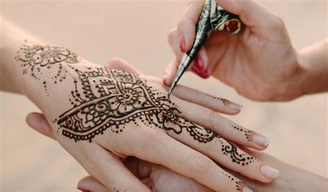 henna tattoo que es henna que es makedes