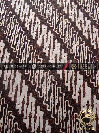 Rok Batik Sogan Seling 11 jual batik klasik jogja motif parang curigo seling