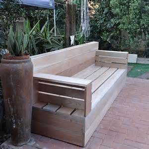 home dzine home diy diy wood patio furniture