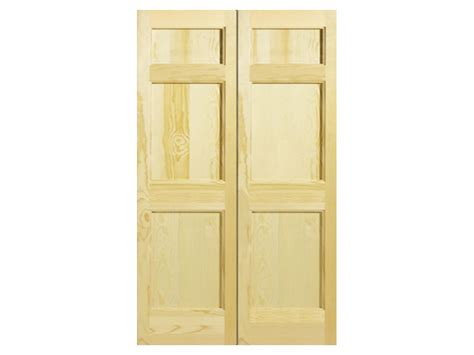 Closet Folding Doors Lowes Custom Wood Bifold Doors Solid Solid Bifold Closet Doors