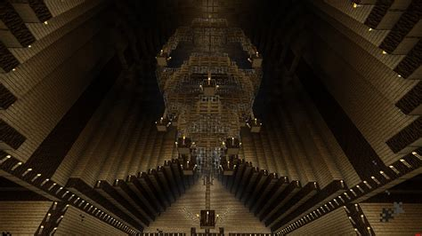 kronleuchter in minecraft large chandelier minecraft project
