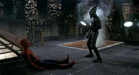 goblin film review spider man review from the mind of victor lovecraft