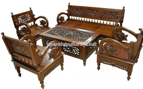 Daftar Kursi Tamu Jati Jepara Daftar Harga Mebel Jepara Jual Mebel Jati Jepara Mebel Minimalis Mebel Antik Furniture