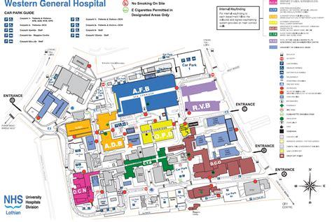 Health Center Floor Plan by Edinburgh Clinical Research Facility Wtcrf
