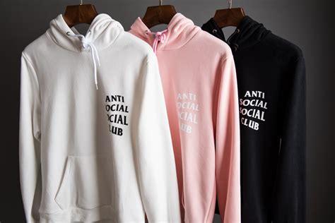 Jaket Zipper Hoodie Sweater Anti Social Club Anak Hitam buy wholesale boy usa from china boy usa wholesalers aliexpress