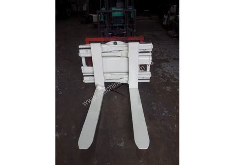swf attachments rotating fork clamp forklift