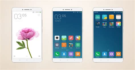 themes android 8 0 download xiaomi mi max miui 8 stock wallpapers and themes