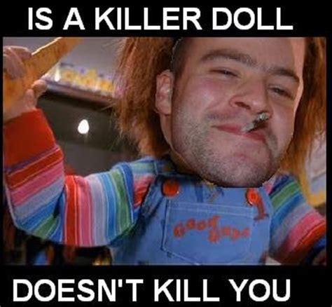 chucky movie joke good guy doll