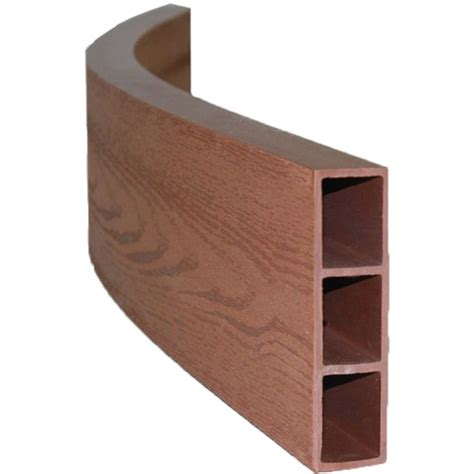 wood grain curved composite timber  long eartheasycom