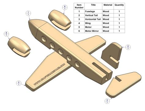 build diy wooden toy airplane plans   plans wooden