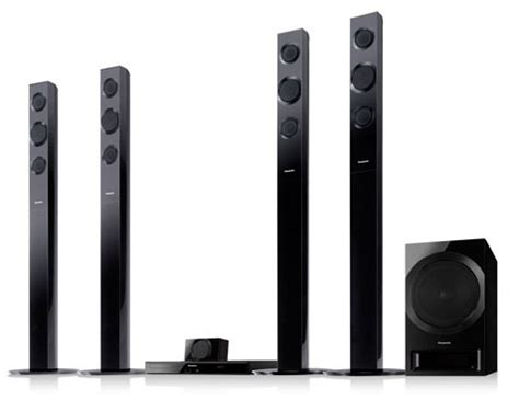 panasonic sc xh185 region free home theater system