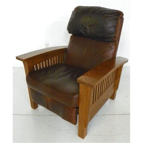 ll bean sofa mission style oak morris chair