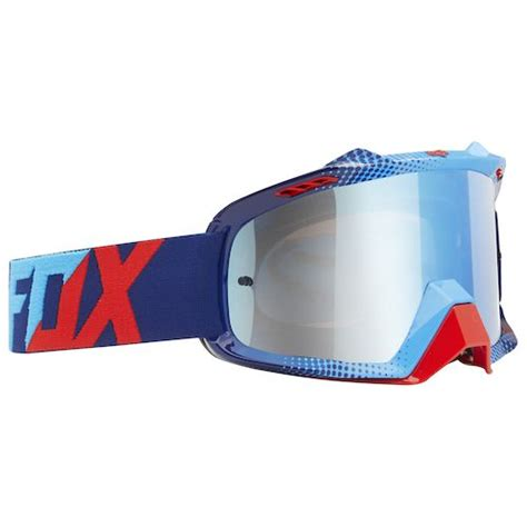 fox motocross goggles fox racing airspc 360 race goggles revzilla