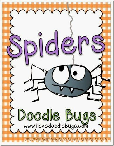 doodlebugs teaching 30 best images about spiders on free spider