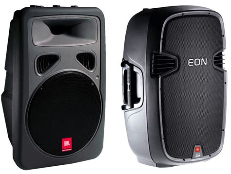 Speaker Jbl Professional harman s jbl professional eon portable powered loudspeakers are inducted into the tec foundation