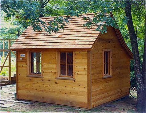 potting shed plans bubuild