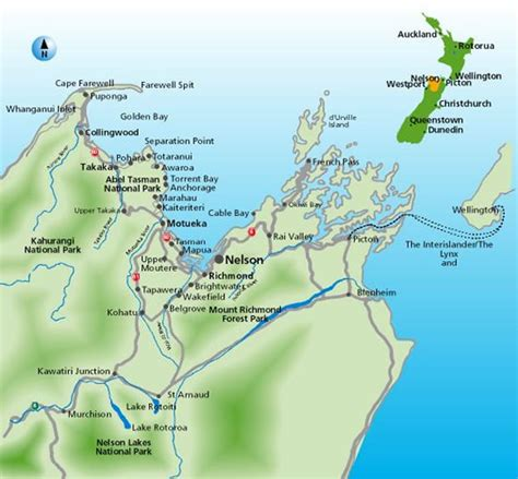map top nelson tasman and marlborough sound 171 finesse travel