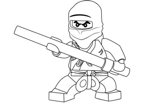 black ninjago coloring pages lego ninjago cole the black ninja coloring page free