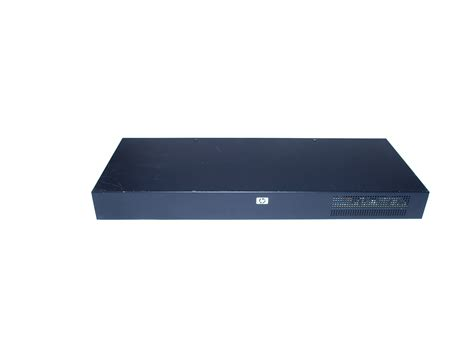 hp console hp af617a 517691 001 16 ports server console switch p n