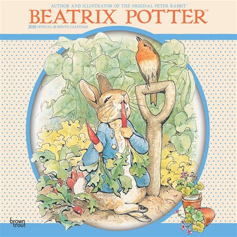 Beatrix Potter Wall
