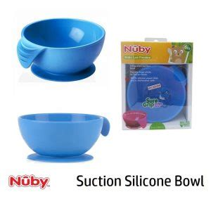 Nuby Sure Grip Suction Bowl Coral nuby suction bowl silicone asibayi