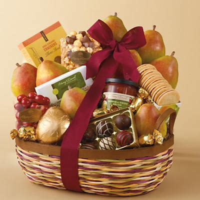 harry david gift basket giveaway two peas their pod
