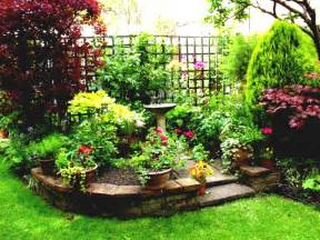 Small Garden Bed Design Ideas How To Plan A Small Garden Designs For Gardens Outdoor Fabulous Potted Plants With Raised Flower