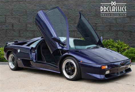 Lamborghini Diablo For Sale Usa 1997 Lamborghini Diablo Sv Rhd For Sale By Dd Classics