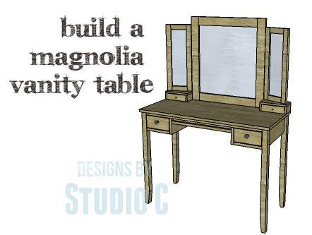 diy vanity table plans a beautiful vanity table in any room