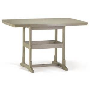 42 Height Dining Table Ch 0815 42 Quot X 60 Quot Counter Height Table