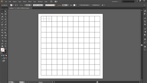 pattern grid illustrator creating nested grids in illustrator graphic design