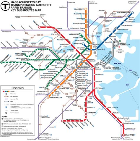 Metro's, Subways and Underground transport maps