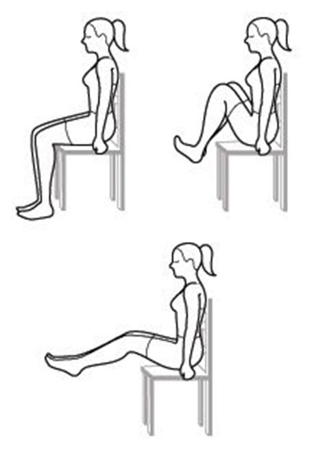 ab exercises while sitting in a chair 28 best images about fitness at work on