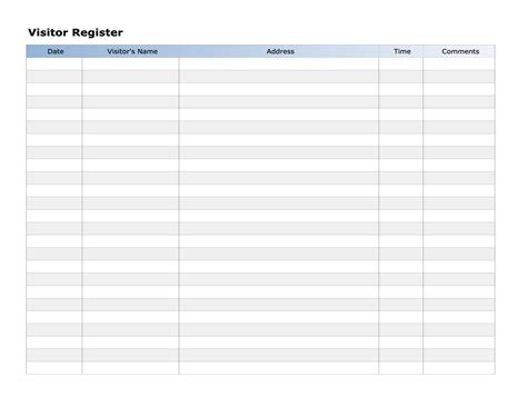 sign in sheet template word tristarhomecareinc