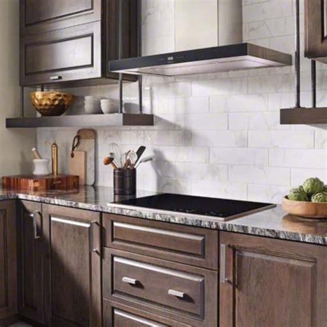 white ceramic tile backsplash mosaic monday modern kitchen backsplashes