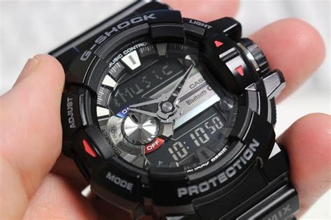 Smartwatch G Shock casio g shock gba 400 review not quite a smartwatch but still pretty smart gizmodo uk