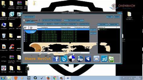 tutorial netcut terbaru how to use netcut cut off network youtube
