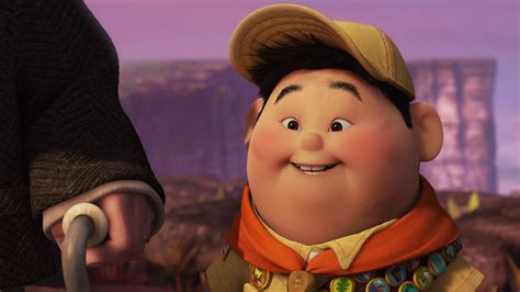 Up The character from up pixar planet fr