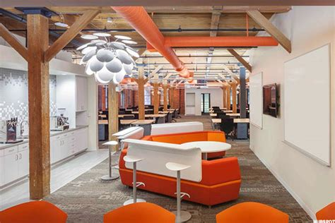 cool office space ideas beyond google and facebook 10 other cool places to work