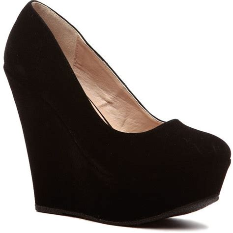 25 best ideas about wedge high heels on